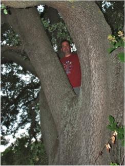 El Reboll del Pau, Quercus cerrioides. L'Espluga de Francolí. Arbres Singulars, amb Miquel Bonet.