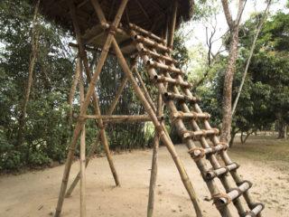 Torre de protecció. Jungles del Therai 2015 MVR